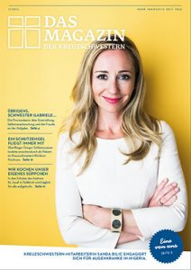 Kreuzschwestern-Magazin Cover