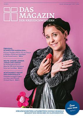 Kreuzschwestern-Magazin Cover