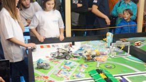 Robotterwettbewerb NMS Institut St. Josef