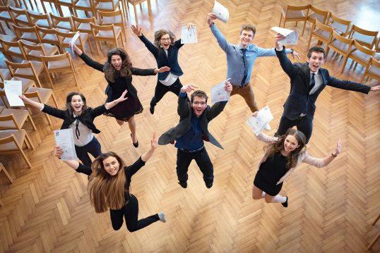 Unternehmerführerschein AHS Kreuzschwestern Linz