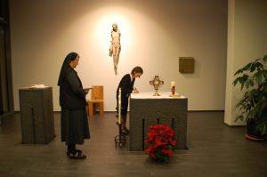 Sr. Eszter Mária Kreuzschwestern